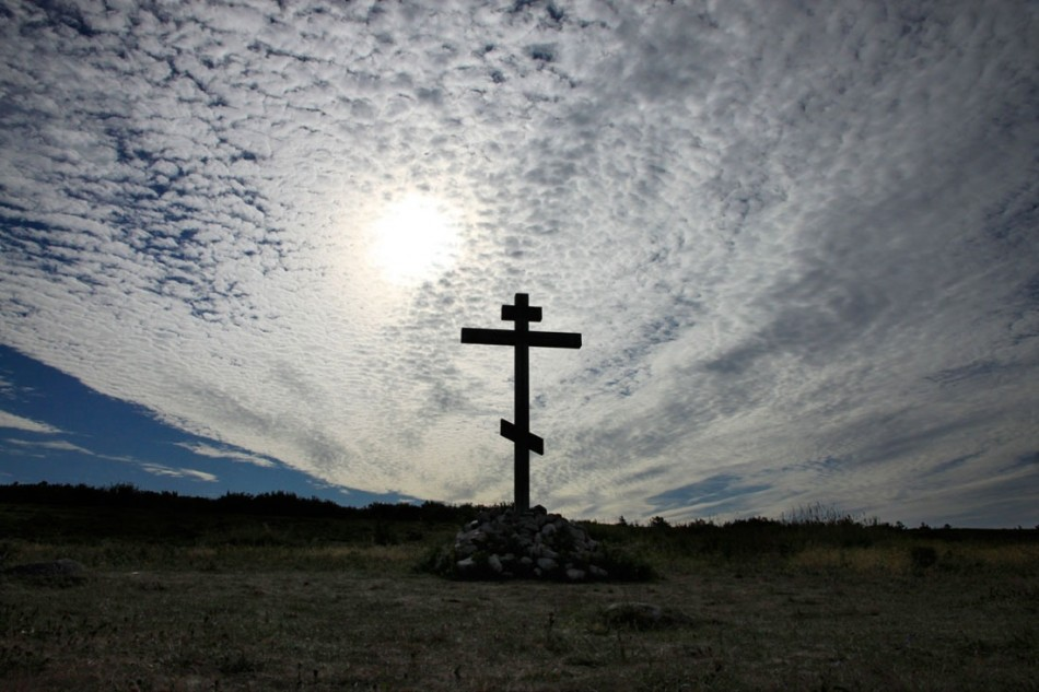 What The Cross Means For Christians A Russian Orthodox Church Website