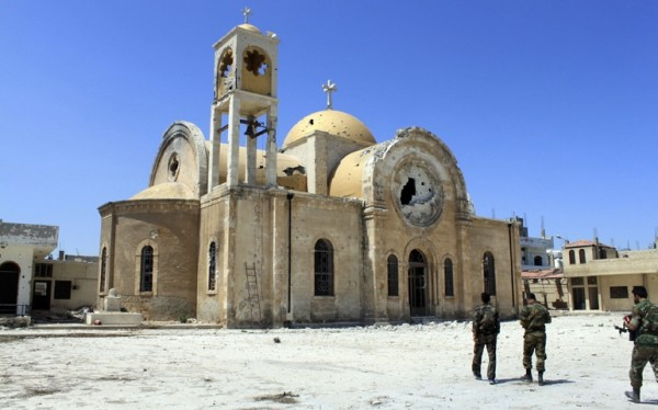 98 churches, 1900 mosques destroyed in Syria – Syrian Ambassador