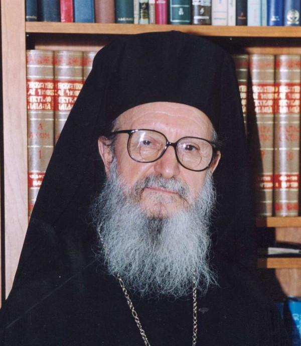 Archbishop Demetrios' visit to Cyprus tomorrow