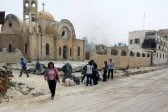 Syria: New 'calm' draws Christians to Homs