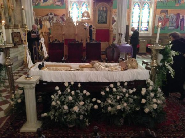 Noursat to Broadcast Metropolitan Philip Memorial Services