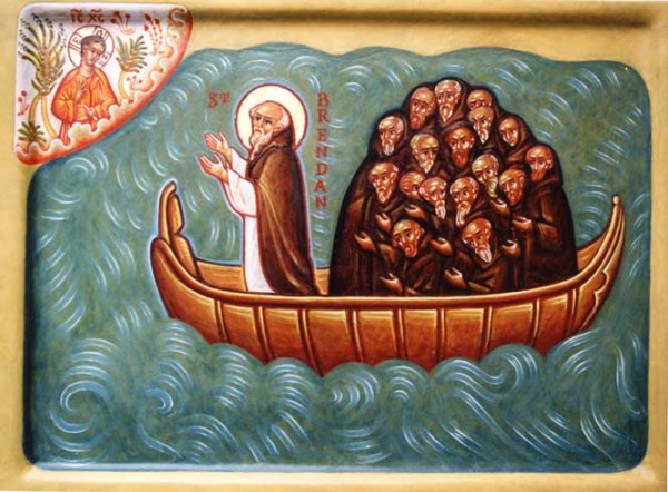 St. Brendan's Journey & Immigration