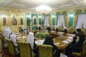 The Holy Synod of the Russian Orthodox Church has Considered it Impossible to Remain in the Eucharistic Communion with the Patriarchate of Constantinople
