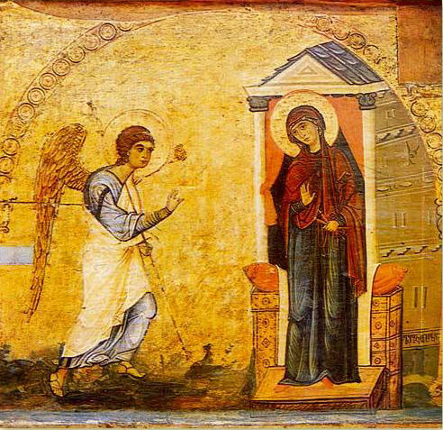 The Simple Things in Life: Sermon for Annunciation