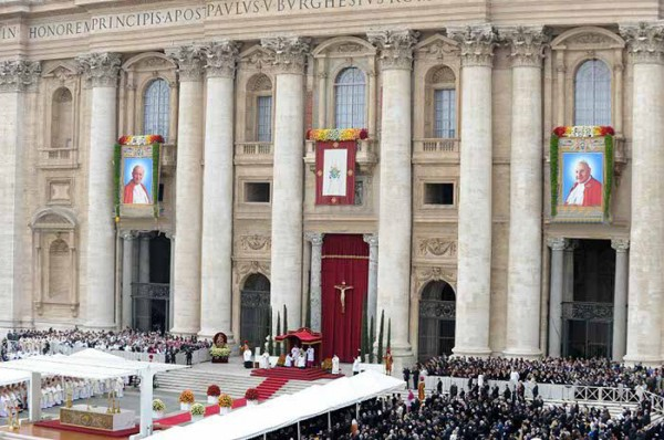 Representative of Russian Orthodox Church attends canonization ceremony in Vatican