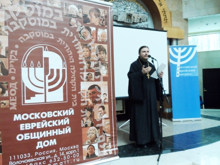 An Interfaith Paschal Marathon Has Begun in Moscow