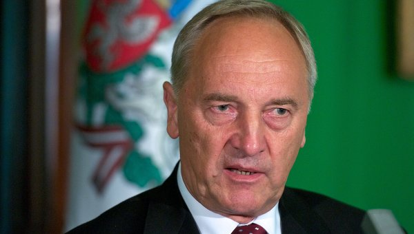 Patriarch Kirill aware of President Berzins's request to postpone his Latvia visit