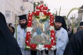 Procession Following Path of Christ's Entry into Jerusalem Held