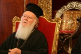 Ecumenical Patriarch addressed Ukrainians on Palm Sunday