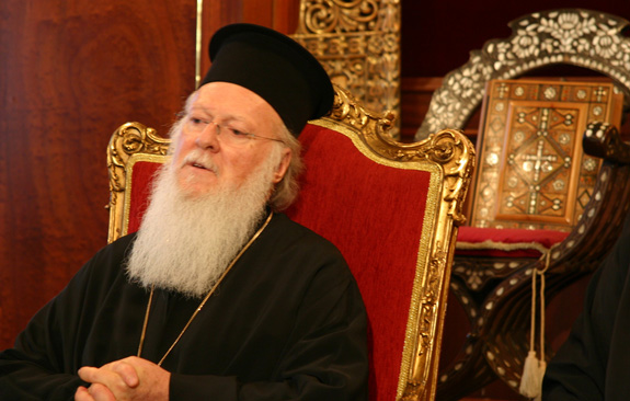 Ecumenical Patriarch criticizes nationalist tendencies within Eastern Orthodoxy
