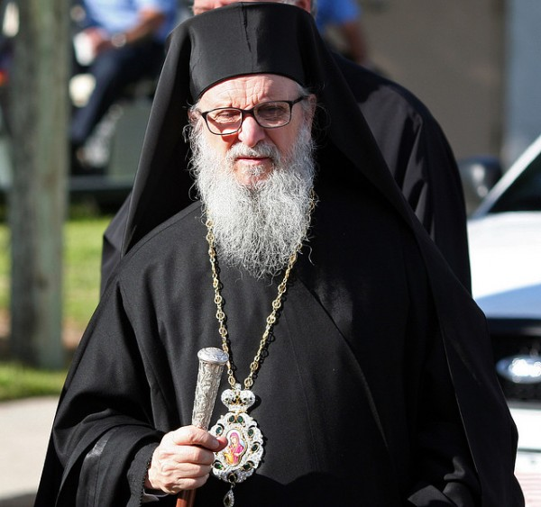 Holy Week and Pascha Schedule of His Eminence Archbishop Demetrios April 12- 27, 2014