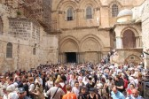 Christians concerned about Israeli police actions during Holy Week