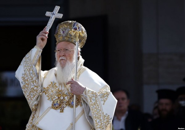 Patriarch Bartholomew: Our Churches are Called to a Common Ministry and Mission