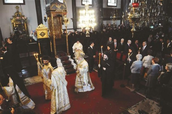 Orthodox Christians Celebrate Easter Across Turkey
