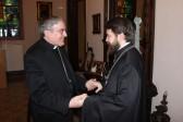 Metropolitan Hilarion of Volokolamsk meets with Catholic Archbishop of Barcelona