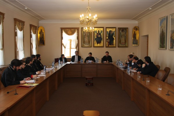 Second meeting of the working group for dialogue between the Russian Orthodox Church and the Presidency of Religious Affairs of the Republic of Turkey