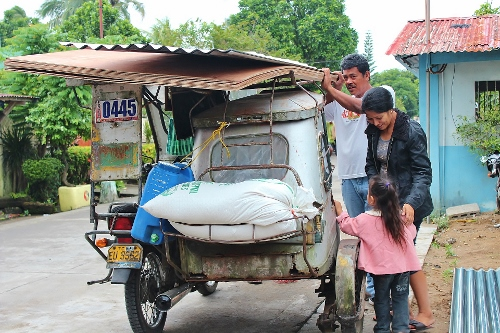 IOCC Helping Restore Homes And Livelihoods For Typhoon Haiyan Survivors