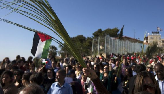 Christian groups decry Israeli restrictions ahead of Easter