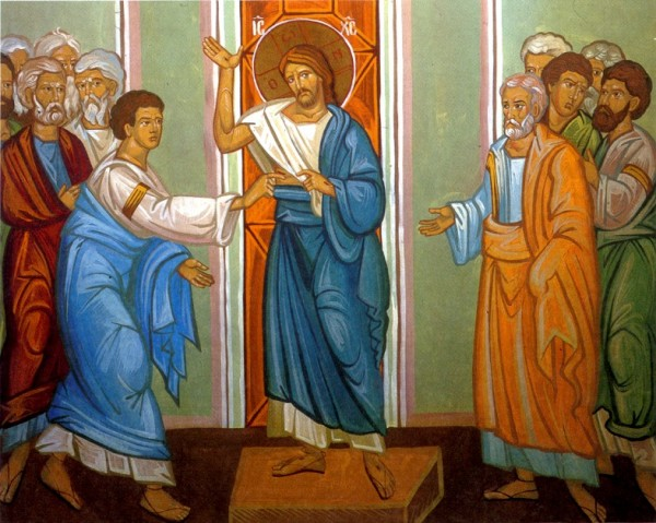 Opening a New Era of Faith:  On Thomas's Sunday