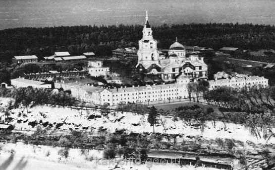 Valaam, 19th century. Photo: http://kak-chto-gde.ru