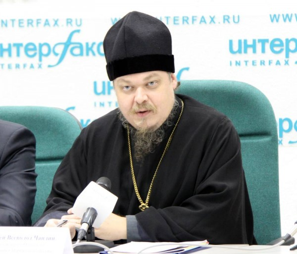 Church official hopes that West hears Putin's call to build Europe basing on shared values