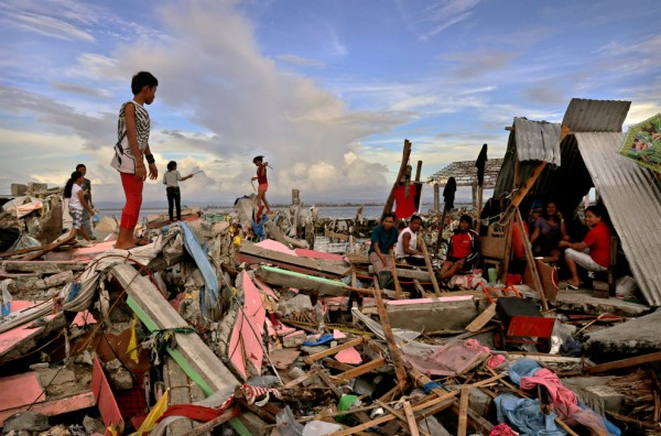 Continued Support for Relief Work in the Philippines