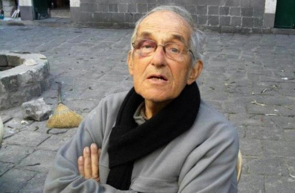 Gunman kills Dutch priest in Homs