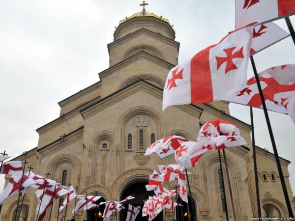 Georgia's Orthodox Church Opposes Antidiscrimination Bill