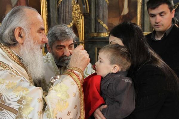 Serbian Patriarch celebrates his Patronal feast