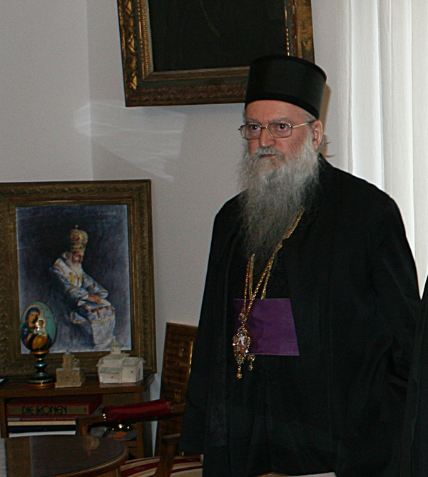 Serb Orthodox Church Metropolitan Jovan buried in Zagreb