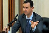 Active phase of warfare in Syria to end within a year, Assad says