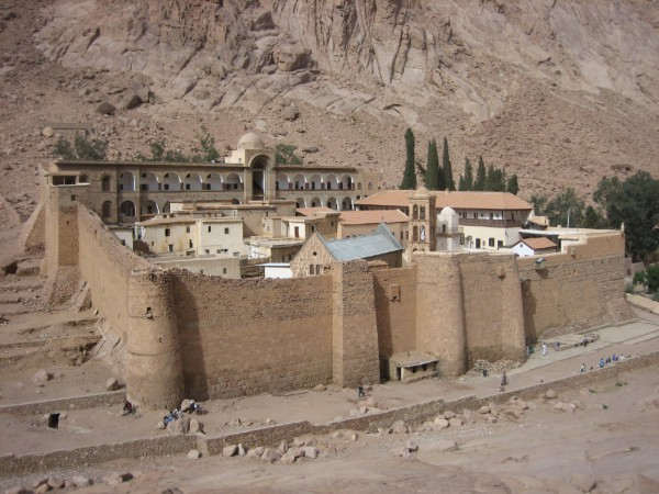Retired army general wants Egypt's St. Catherine's Monastery demolished
