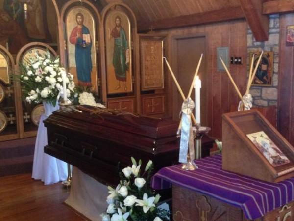 Prayers for Metropolitan Philip's Repose