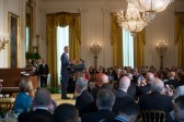 Archbishop Demetrios Attends Easter Prayer Breakfast at White House