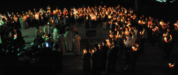 Witnessing the Light or What happens after Resurrection?