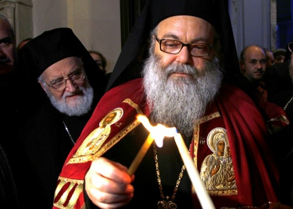 Paschal Letter of His Beatitude John X, Greek Orthodox Patriarch of Antioch and All the East