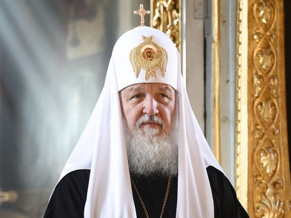 Patriarch Kirill compares events in Ukraine to 1917 revolution