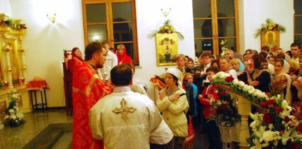 Pascha is celebrated in China