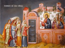 Icons for Holy Tuesday | Parable…