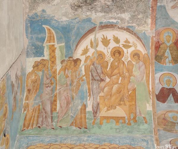 Nativity of the Theotokos Church, Volgoda (15th century)