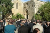 Greek Cypriots in Landmark Easter Mass in Turkish-Held North