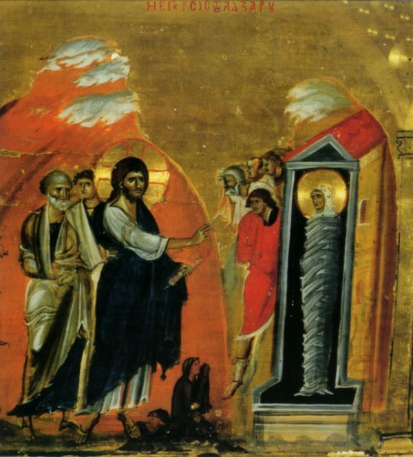 The Strange Case of Lazarus