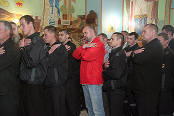 """I'm God's witness, not a public prosecutor"" – Orthodox prison chaplain"