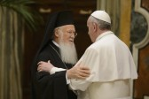 """Fifty Years Later: The Ecumenical Patriarch and the Pope of Rome in the Holy Land"""