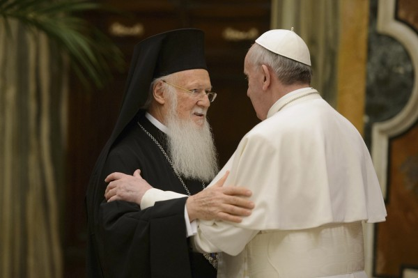 Theologian says better Catholic-Orthodox relations takes openness, love