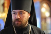 Moscow demands Kiev explanation for denying entry to top Russian cleric