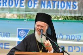"Patriarch Bartholomew: "" The way of peace requires much from each of us"""