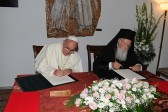 Ecumenical Patriarch Bartholomew and Pope Francis Release Joint Statement