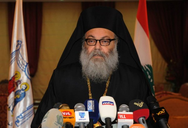 The Church of Antioch Has Broken Communion with the Patriarchate of Jerusalem