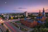 Ulyanovsk completes construction of Holy Ascension Cathedral
